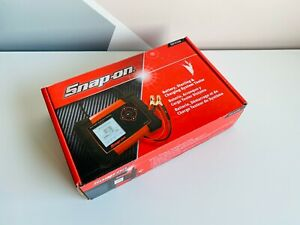 New Snap On Basic Battery Starting Charging System Tester Eecs150