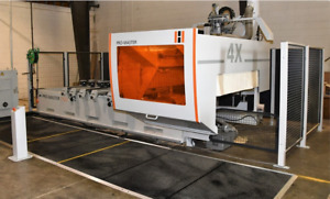 Holz her Pro master 7122 4 axis Cnc Machining Center