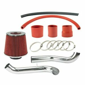 2 75 Cold Air Intake Kit W Filter For 1996 2000 Honda Civic Cx Dx Lx 1 6l Red