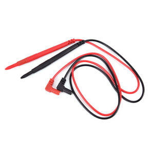 Universal Test Lead Probe Wire Pen Cable For Digital Multimeter Meter f3
