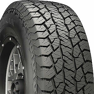 1 Used 255 75r17 Hankook Dynapro At2 Rf11 Tire 40700