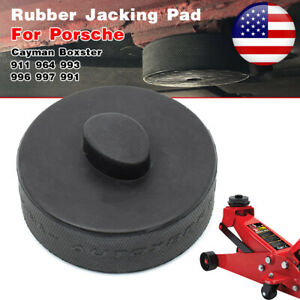 Rubber Jacking Point Jack Pad Adaptor For Porsche 911 991 997 996 Cayman Boxster
