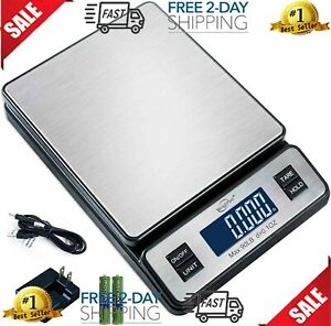 90lbs Digital Shipping Postal Scale Weigh Ship For Ups Usps Fedex Ebay Package