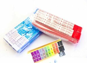 Universal Ph Paper Litmus Blue And Red 300 Strips For Acid Base An