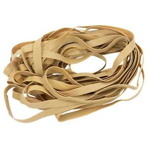 25 Rubber Bands Pack Of 12 Moving Supplies