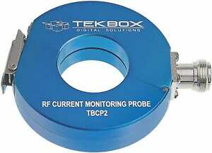 Tekbox Tbcp2 750 32mm Snap on Rf Current Monitoring Probe 10 Khz To 750 Mhz