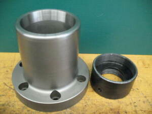 Hardinge Collet Nose A2 6 a26 1953m W draw Tube Adapter 5417v haas Sl 2