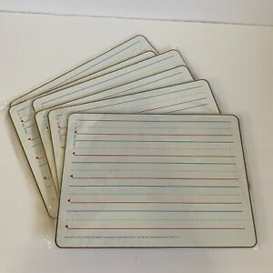 Dry erase Student Boards 12 X 8 5 Set Of 6