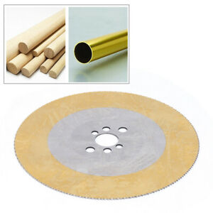 11 High Speed Steel Circular Saw Blade Cutting Disc For Cutting Metal Special
