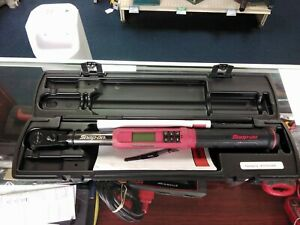 Snap On Atech2f125vr Techangle Torque Wrench