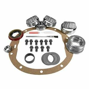 Usa Standard Gear Zk Gm82 Master Overhaul Kit For Gm 82 10 Bolt Differential