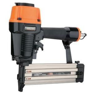 Freeman Concrete T nailer 2 5 In Adjustable Exhaust port Corded Oil Included