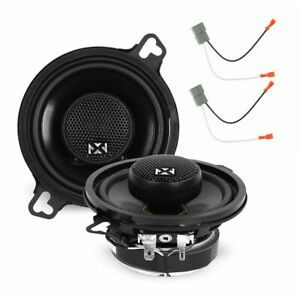 Front Dash Speaker Replacement Package For 1987 1991 Mitsubishi Montero Nvx