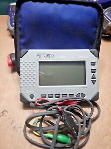 Tempo Ts90 Telscout Time domain Reflectometer tdr Fault Locator Excellent Cond