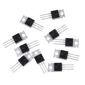 10pcs Tip41c Tip41 Npn Transistor To 220 New And High Quality N Oh