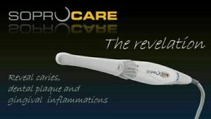Soprocare Intra oral Camera Of Acteon Setelec made In France