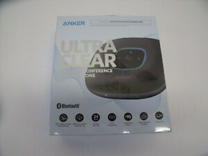 Anker Powerconf Portable Bluetooth Conference Speakerphone A3301z11 New Sealed