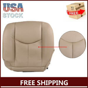 Fit For 2003 2004 2005 2006 2007 Cadillac Escalade Driver Bottom Seat Cover