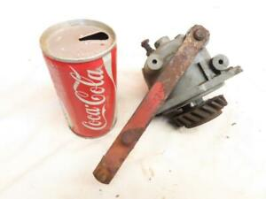 Vintage Massey Continental Red Seal Gas Engine Governor Y400s 4100 Good