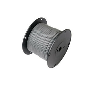 100ft 20awg 20ga Silvered Gray Mil w 7754150 20 Teflon Stranded Wire Hook Up