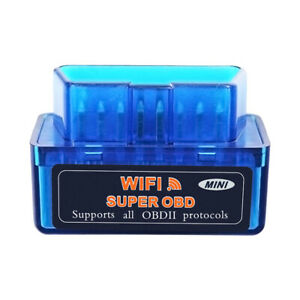 Elm327 Obd2 V1 5 Wifi Wireless Car Diagnostic Scanner Android Ios Auto Scan Tool