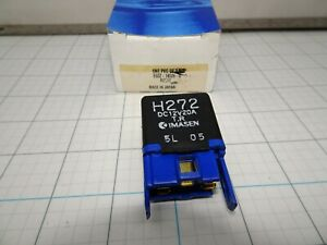Ford E92z 14526 D Relay For Headlight High Low Probe Oem Nos