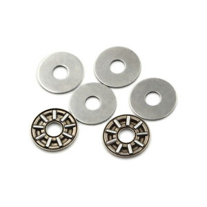 2set Axk0619 Thrust Needle Roller Bearing With Two Washers 6mm X 19mm Jh