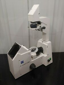 Carl Zeiss Axiovert S 100 Inverted Microscope Base Phase Contrast S100