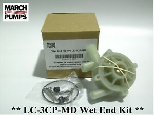 March Submersible Pump Lc 3cp md Wet End Kit 0130 0115 0200 Pml500