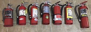 Fire Extinguisher 5lbs Abc
