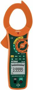 Extech Ma1500 True Rms 1500a Ac dc Clamp Meter And Ncv Cat Iv 4 12 Function