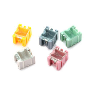 Electronic Component Smt smd Kit Parts Storage Box White Green Blue Yellow Pink