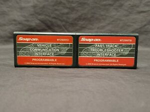 Snap on Scanner Mt2500vci Mt2500tsi Cartridges Domestic Asian Ver 5 1