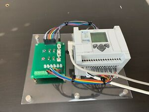 Mini Plc Training Board Includes Cables Software And Comprehensive Training