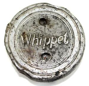 Antique Whippet Threaded Hubcap Grease Cap