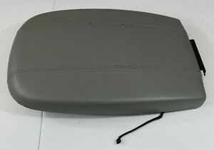 98 02 Ford Expedition Navigator Center Lid Console Arm Rest Wide 16 5 X 12 Oem
