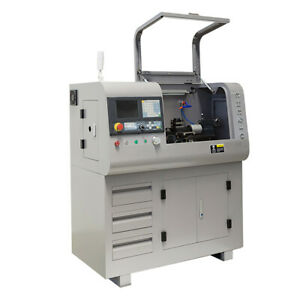 1 2kw Mini Metal Lathe Machine Bed 8 x16 Variable Speed 3000rpm Stand Included