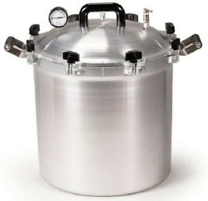 New All American 1941x Stove top Autoclave