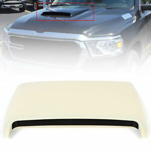 Universal Paintable Srt Style Hood Scoop For Dodge Ram 1500 2500 3500 Fits 2005 Ford Mustang