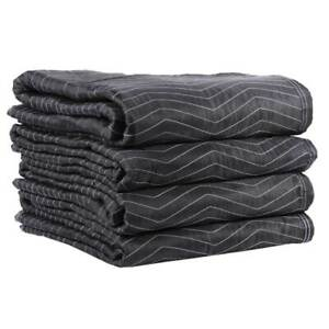 Moving Blankets Preferred Mover 4 Pack