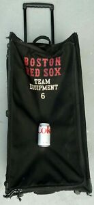 BOSTON RED SOX LARGE USED EQUIPMENT BAG $249.99