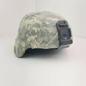 US Army US Military Advanced Combat Helmet With Digi Camo Cover ACH W Mount $169.99
