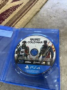 Call of Duty: Black Ops Cold War Sony PS4 Used disc Only $26.00
