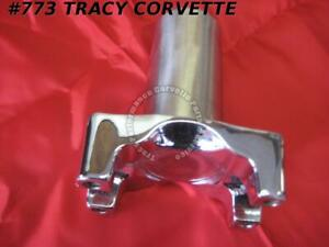 1971 1981 Corvette 3930827 Chrome Plated Turbo 400 Big Transmission Yoke