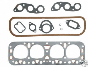 International Harvester Ihc Farmall M Mv W6 O6 Engine Gasket Set New