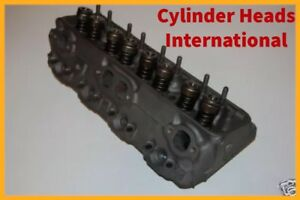 Gm 350 5 7 Chevy V 8 Cylinder Head