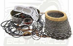 Fits Ford C6 C 6 Transmission 2wd Deluxe Overhaul Rebuild Kit 1967 96