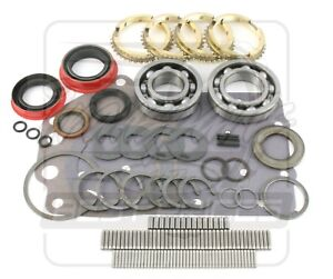 Heh Transmission Ford Rwd Toploader 4 Speed Rebuild Kit 1964 73