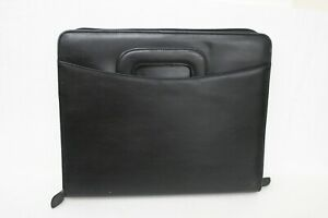 Franklin Covey Sierra Simulated Leather Zip Binder