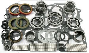 Fits Ford Truck Np205 205 Transfer Case Rebuild Bearing Seal Kit 71 89 Married